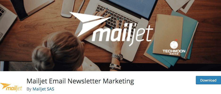 Mailjet Email Newsletter Marketing