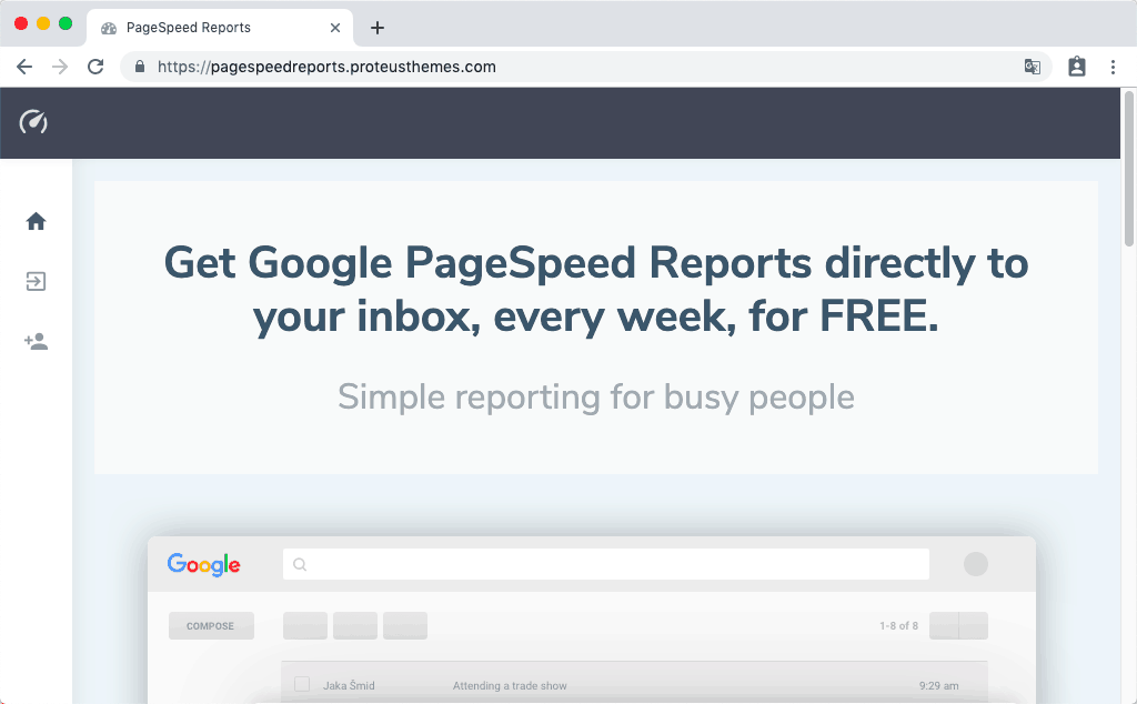 pagespeed-reports