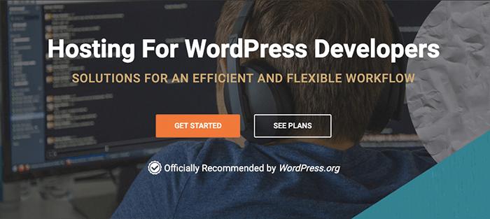 SiteGround 提供最佳的 WordPress 開發環境