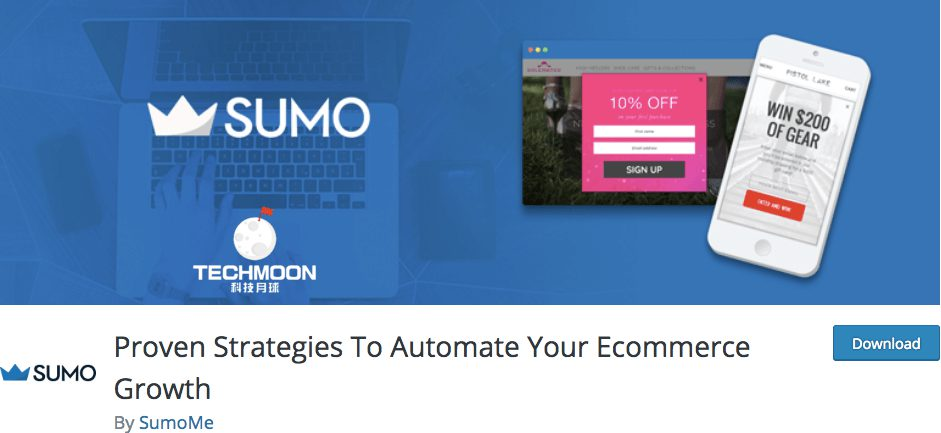 Sumo -Proven Strategies To Automate Your Ecommerce Growth