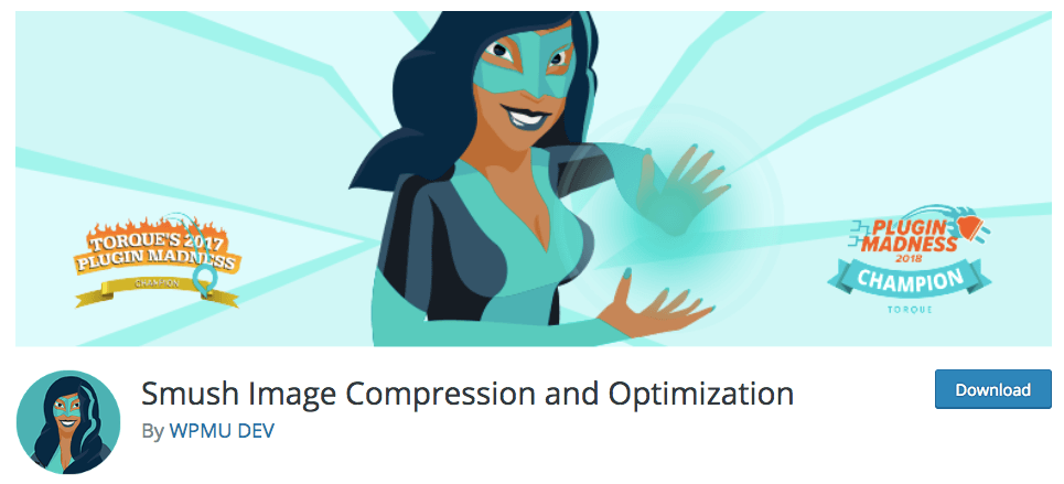 Smush Image Compression and Optimization