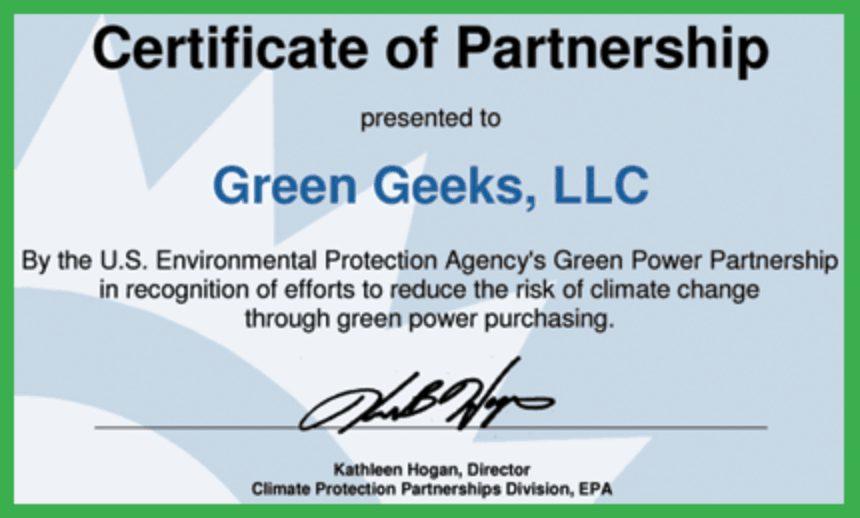 GreenGeeks 主機推薦評測,獨家 3 折優惠低至 $2.95 美元 1