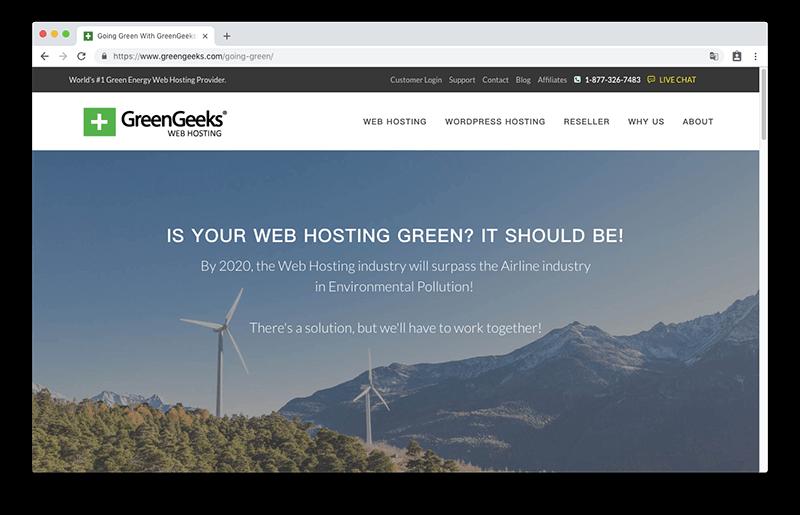 2019 GreenGeeks 主機推薦評測,獨家 3 折優惠低至 $2.95 美元 2