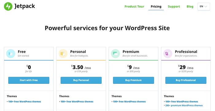 WPWebHost 主機評價 - 每月 3 美元就可輕鬆建立 WordPress 網站 6