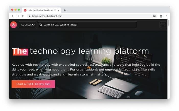 Code school + Pluralsight