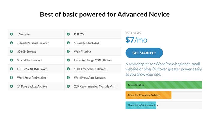 WPWebHost 主機評價 - 每月 3 美元就可輕鬆建立 WordPress 網站 8
