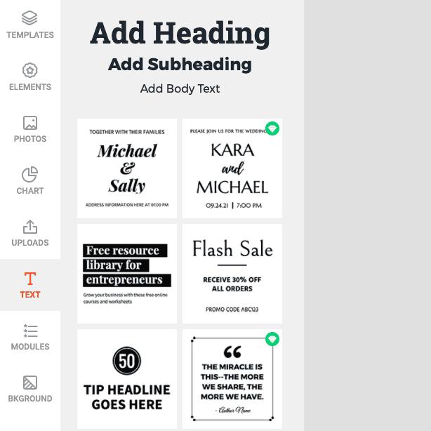 DesignCap - 免費線上海報製作工具,免註冊一鍵套用海量精美樣式 3