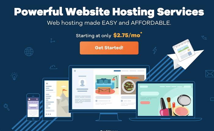 HostGator 評價 - 優異的運行時間與支持一鍵安裝 WordPress,內含 4 折 60% 折扣優惠購買連結!