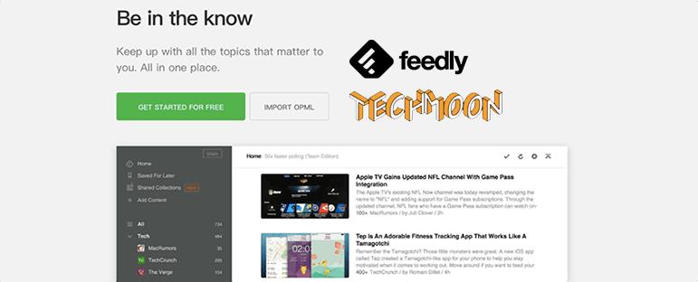 Feedly - 超好用的 RSS 免費訂閱服務完整攻略,讓你隨時接收訂閱網站的最新消息