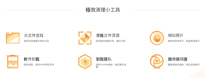 Tencent Lemon Cleaner 強大的 Mac 優化功能