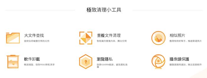 Tencent Lemon Cleaner 強大的 Mac 優化功能