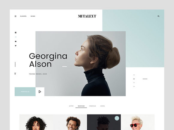 Screely - 免費將圖片快速轉成網頁預覽樣式的線上工具,前端設計師的好幫手! 1