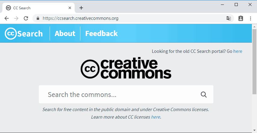 CC Search - 圖片創用 CC 搜尋引擎,全球最大免費圖庫搜尋引擎