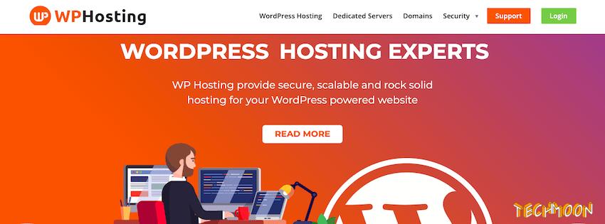 WP Hosting Australia - 來自澳洲的 WordPress 主機商,提供澳大力亞最穩定的主機服務