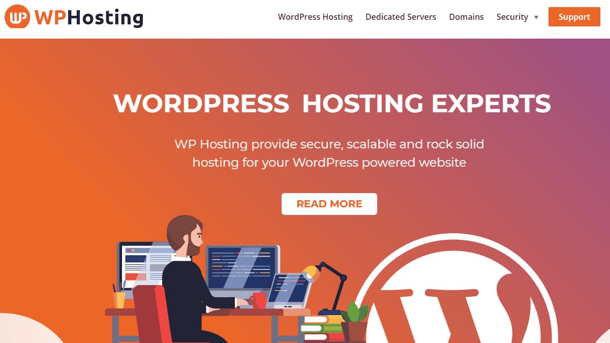 WP Hosting Australia 虛擬主機評價 - 澳洲 WordPress 虛擬主機每月僅需 $19 美元,一鍵安裝 WordPress 網站教學