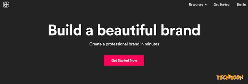 Brandbuilder - 線上品牌 Logo 設計工具