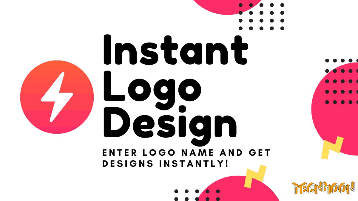Instant Logo Design - 線上 Logo 快速產生器